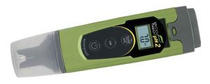 Combined ph and ec meter